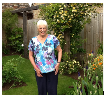 Meet Our New Trustee Margaret